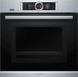 Духовой шкаф Bosch Serie 8 HNG6764S6