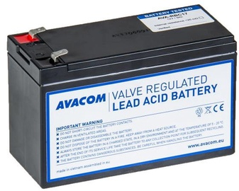 Avacom Batterry For UPS Replacement For RBC17
