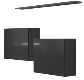 ASM Switch SB I Hanging Cabinet/Shelf Set Graphite