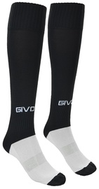 Givova Socks Calcio Black Senior