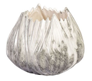 Home4you Paula Vase Grey