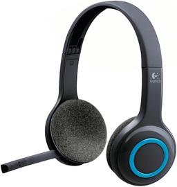Беспроводные наушники Logitech H600 Black/Blue