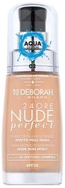 Tonizējošais krēms Deborah Milano 24ore Nude Perfect Beige, 30 ml