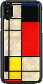 iKins Mondrian Back Case For Apple iPhone X/XS Black