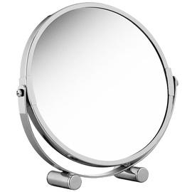Tatkraft Eos Free Standing Swivel Mirror Chrome