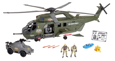 Chap Mei Soldier Force Mega Helicopter Playset 545068