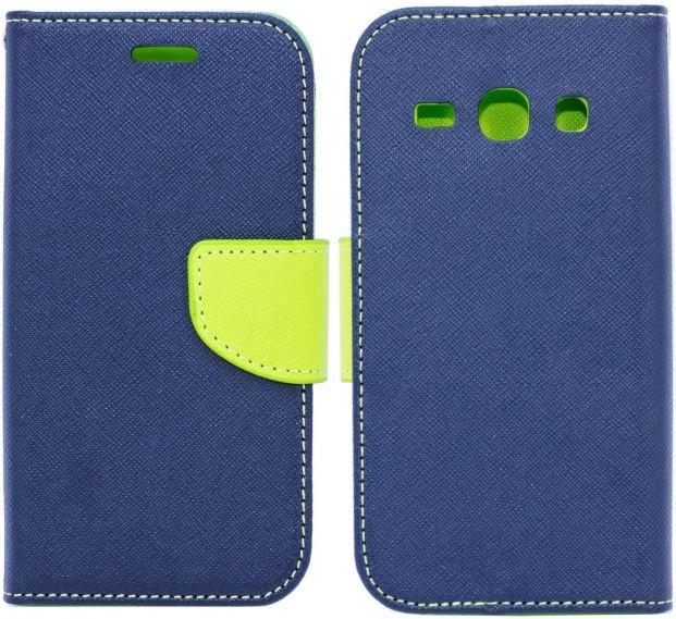 Telone Fancy Diary Bookstand Case For Xiaomi Redmi Note 3 Blue/Light Green