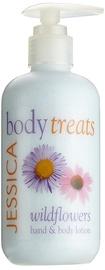 Лосьон для тела Jessica Body Treats Wildflowers, 245 мл