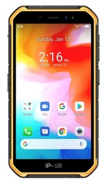Mobilais telefons Ulefone Armor X7 Orange, 16 GB
