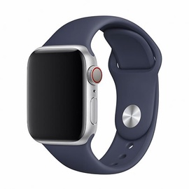 Siksna Devia Deluxe Series Sport Band For Apple Watch 40mm, zila