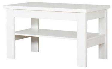 Kafijas galdiņš Bodzio S38 White, 1000x600x590 mm