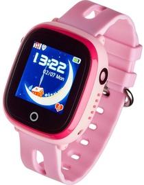 Viedais pulkstenis Garrett Kids Happy, rozā