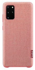Samsung Kvadrat Back Case For Samsung Galaxy S20 Plus Red