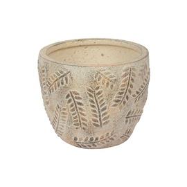 SN Flower Pot Ø21cm Beige IP16-1120