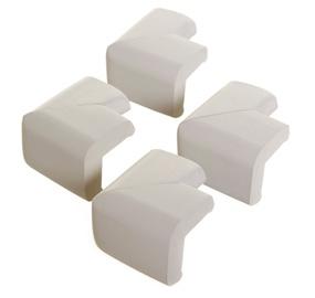 Aizsardzības The Dreambaby Foam Corner Protectors, 4 gab.