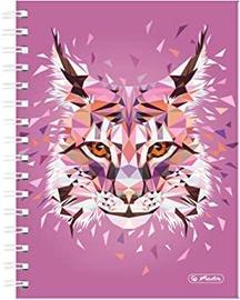 Piezīmju grāmatiņa Herlitz Wild Animals