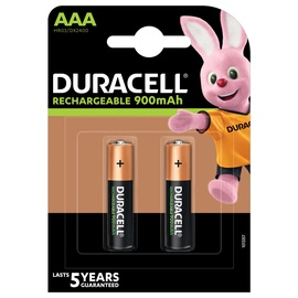 Duracell Recharge Turbo Batteries AAA HR03 2pcs