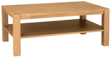 Kafijas galdiņš Home4you Chicago New Oak, 1100x430x650 mm