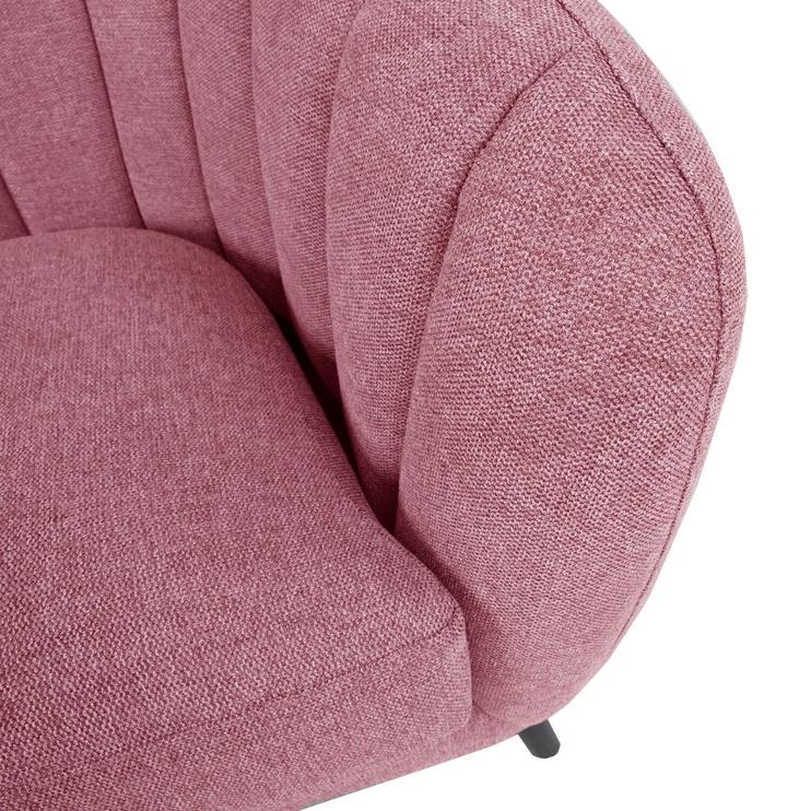Кресло Home4you Melody 20209, розовый, 100x88x76 см