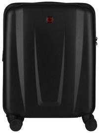 Чемодан Wenger Zenyt Carry-On, черный, 33 л, 200x390x550 мм