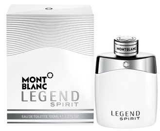 Tualetes ūdens Mont Blanc Legend Spirit 100ml EDT