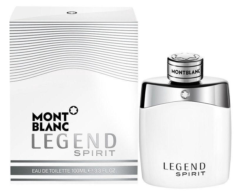 Tualetes ūdens Mont Blanc Legend Spirit 100ml EDT