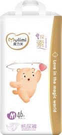 Autiņbiksītes Mulimi M, M, 46 gab.