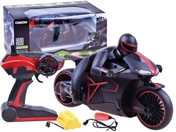 Remote Control Motorcycle Red