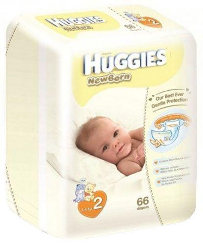 Huggies Newborn 66