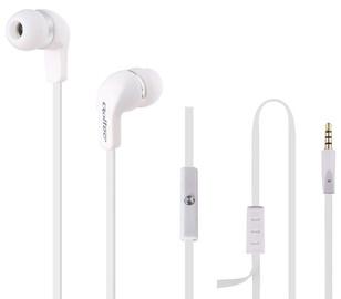 Наушники Qoltec 50801 In-Ear White