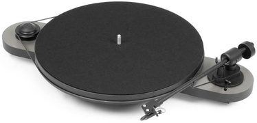 Pro-Ject Elemental Belt-Drive Audio Turntable Black/Gray