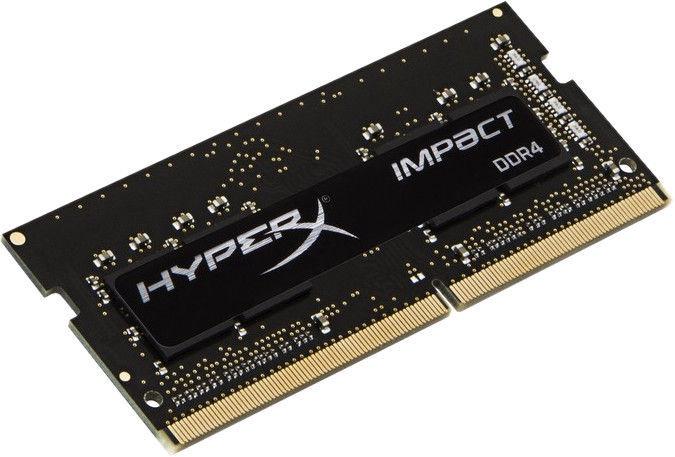 Operatīvā atmiņa (RAM) Kingston HyperX Impact HX432S20IB2/8 DDR4 (SO-DIMM) 8 GB CL20 3200 MHz