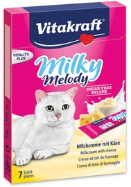 Vitakraft Milky Melody Milkcream Cheese 7pcs