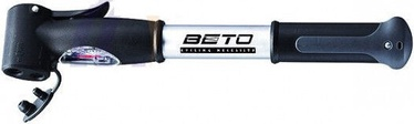 Beto Pump With Manometer Black/White