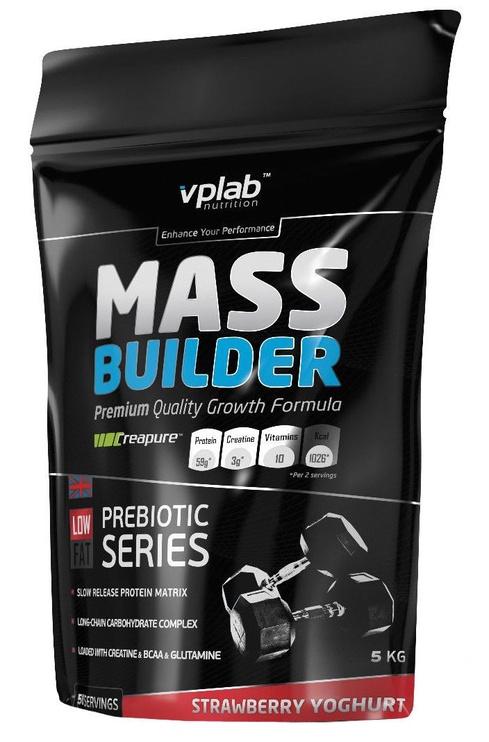 VPLab Mass Builder Strawberry-Yoghurt 5kg