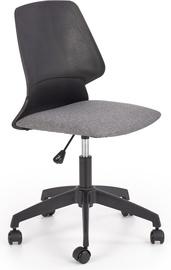 Детский стул Halmar Gravity Black/Grey