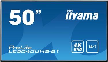 """Monitors Iiyama ProLite LE5040UHS-B1, 50"""", 8 ms"""