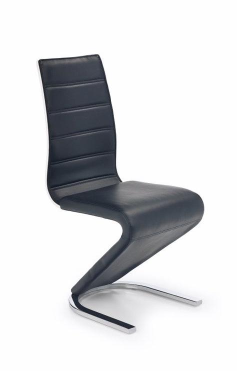 Ēdamistabas krēsls Halmar K194 Black