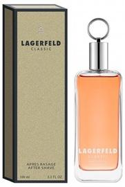 Лосьон после бритья Karl Lagerfeld Classic, 100 мл