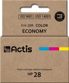 Actis Cartridge KH-28R For HP 21ml MultiColor
