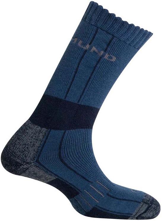 Zeķes Mund Socks Himalaya Blue, 46-49, 1 gab.