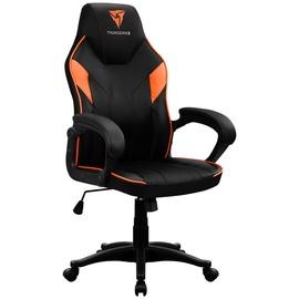 Игровое кресло Thunder X3 EC1 Air Black/Orange