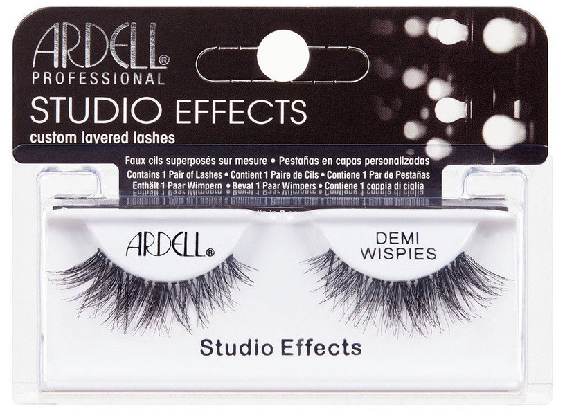 Ardell Studio Effects False Lashes 1 pair Demi Wispies