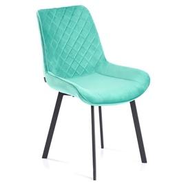 Ēdamistabas krēsls Homede Kemble Baby Blue, 4 gab.