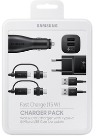 Samsung Fast Charger 15W Charger Pack