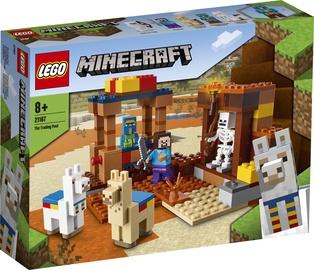 Конструктор LEGO Minecraft 21167, 201 шт.