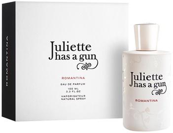 Парфюмированная вода Juliette Has A Gun Romantina 100ml EDP