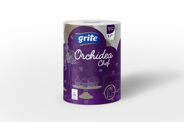 Grite Orchidea Chef Paper Towel 230 Sheets 41.4m White