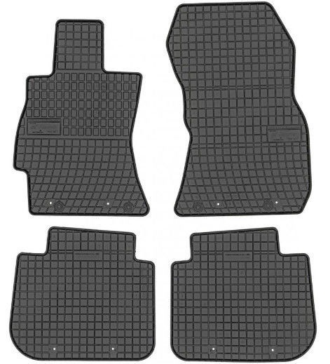 Frogum Subaru ForesterIV / Legacy V / Outback Rubber Floor Mats