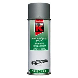Auto K Exhaust Spray 233098 400ml Gray